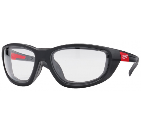 LUNETTES H.PERF CLEAR SAFETY