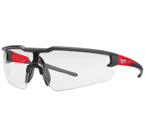 LUNETTES  CLEAR SAFETY GLASSES