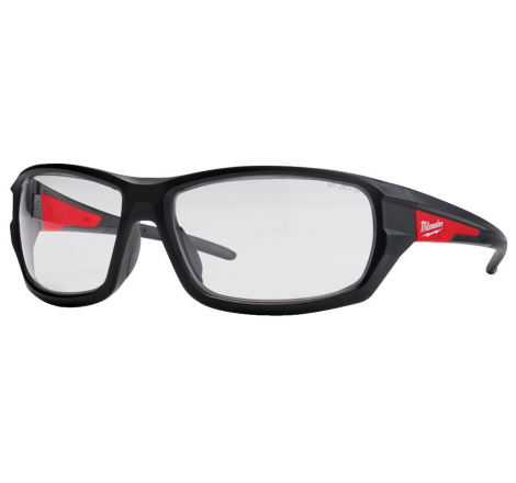 LUNETTES PERFORMANCE CLEAR SAFETY GLASSES