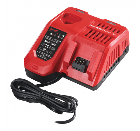 MILWAUKEE CHARGEUR 12/18V RAPID